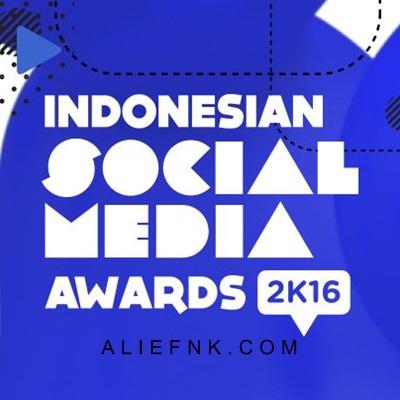 Indonesian Social Media Awards 2K16 | #ISMASCTV [image by @SCTV_]