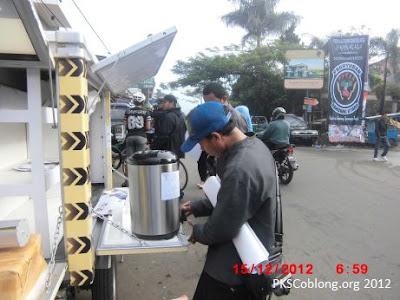 Ada kopi gratis di Mapay Lembur Terminal Dago