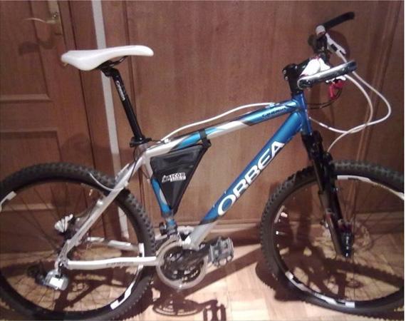 No más robos: 4 bicis robadas en un año