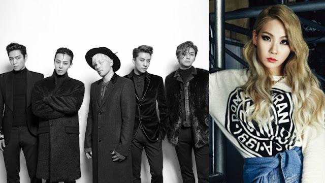 Big Bang – CL (2NE1) được đề cử 100 người ảnh hưởng nhất thế giới