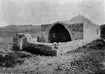 قبر يوسف الصديق والاعتداءات العربية لتغيير هويته