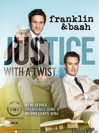 Franklin Và Bash Season 4 - Franklin & Bash Season 4 poster