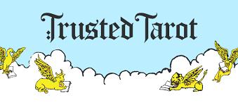 Trusted Tarot Logo Banner
