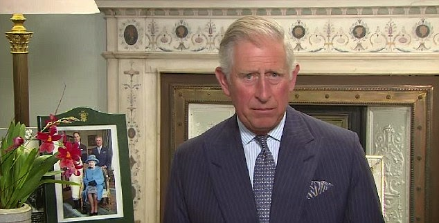 Prince Charles asks Muslims to defend Christian minorities