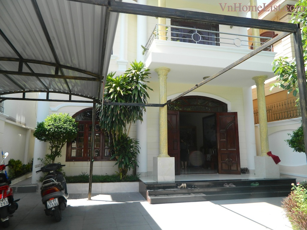 High quality furnished 4 bedrooms Villa for Rent