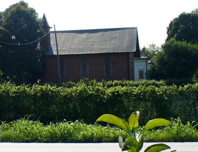 La chiesetta Zingales oggi