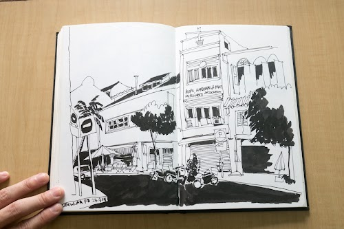 Stillman & Birn Epsilon sketchbook