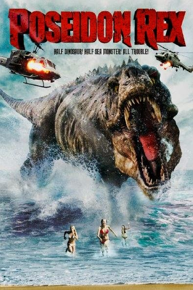 Poster Of English Movie Poseidon Rex (2013) Free Download Full New Hollywood Movie Watch Online At Alldownloads4u.Com