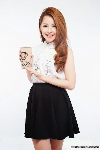 Hot girl Chi Pu - Hình Ảnh Dễ Thương Của Hot Girl Chi Pu
