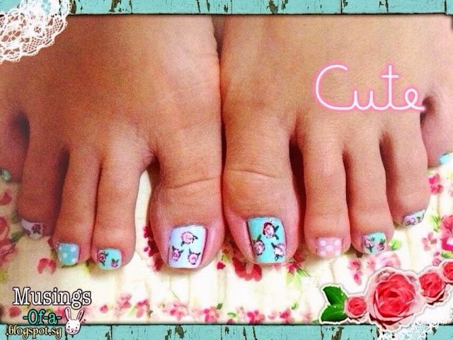 Pedicure Nail Art Designs