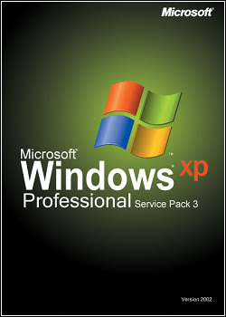 Windows XP Professional SP3 Fevereiro 2013