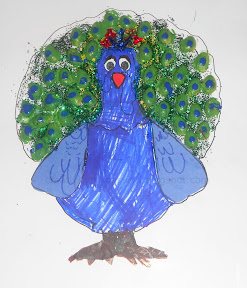 Disguise Turkey into a Peacock