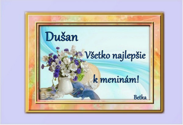 Dušan - Misoft má meniny - Strana 3 4ea9c4a6693