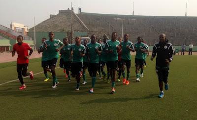 Amuneke Ready For Gabon Battle
