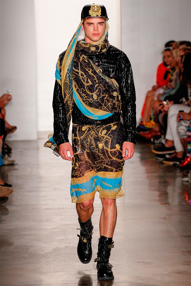 Prints Are on the Way with Jeremy Scott SS13 [men's fashion]