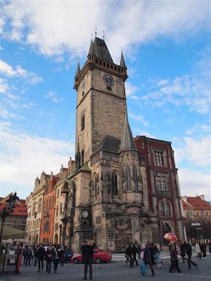 Ayuntamiento antiguo de Praga