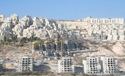 Israeli Jewish Settlements