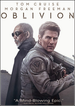 Download - Oblivion - DVDRip AVI Dual Áudio + RMVB Dublado