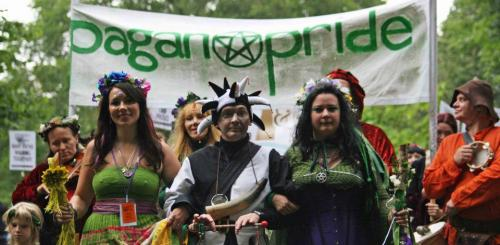 Freedom Of Pagan Religion Image