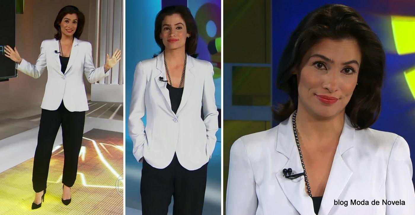 look da Renata Vasconcellos