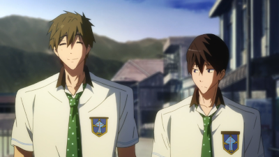 Free! Iwatobi Swim Club Screenshot 2