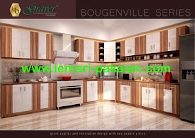 Gambar Kitchen Sets Murah Bougenville