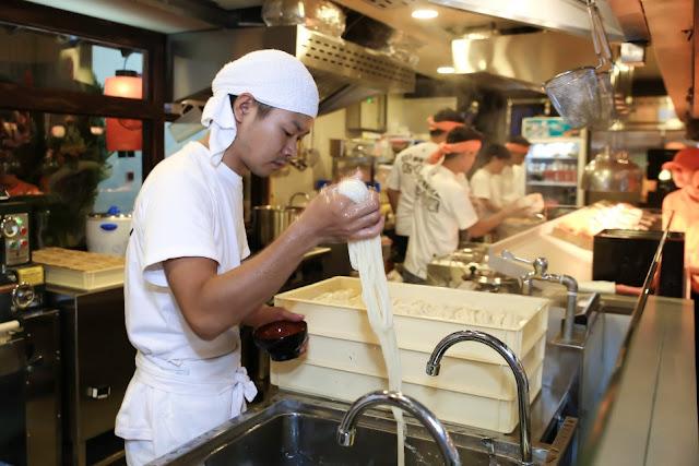 Đơn hàng chế biến thực phẩm cần 12 nam làm việc tại Tokyo Nhật Bản tháng 06/2017