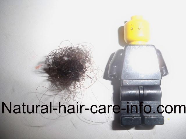 healthy african american hair