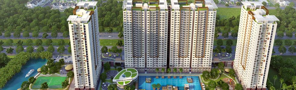 Dự án Căn Hộ The Park Residence - Phú Hoàng Anh Giai Đoạn 2