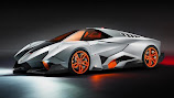 BREAKING - 2013 Lamborghini Egoista concept [UPDATED]