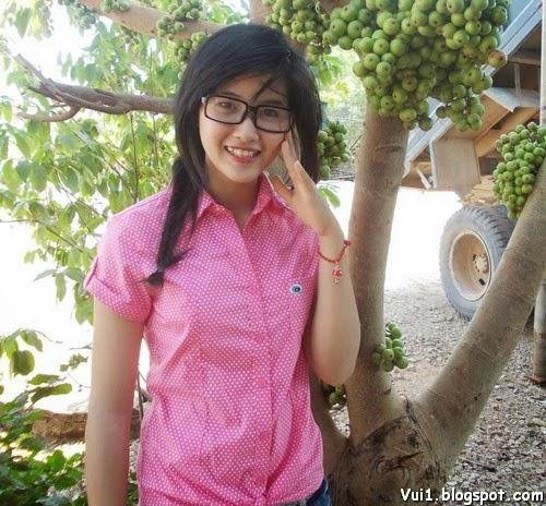 Ảnh Girl Xinh 9x Cực Cute, Có Nét Đẹp Baby - hình 5