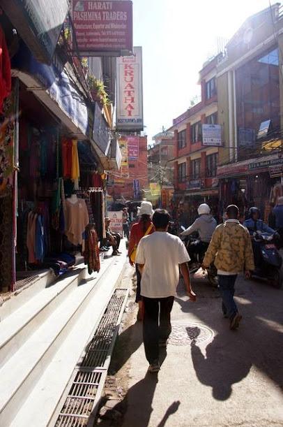 達人帶路-環遊世界-尼泊爾-街道