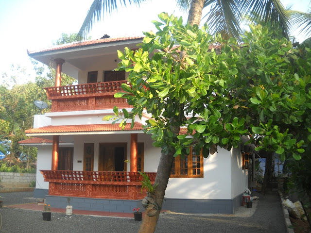 Our Dream Home at Kerala God's Own Country