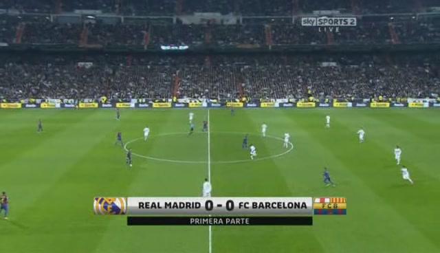 RealMadrid-Barcelona