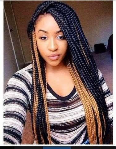 GillianGlobe: Box Braids/Senegalese Twist Do's and Dont's
