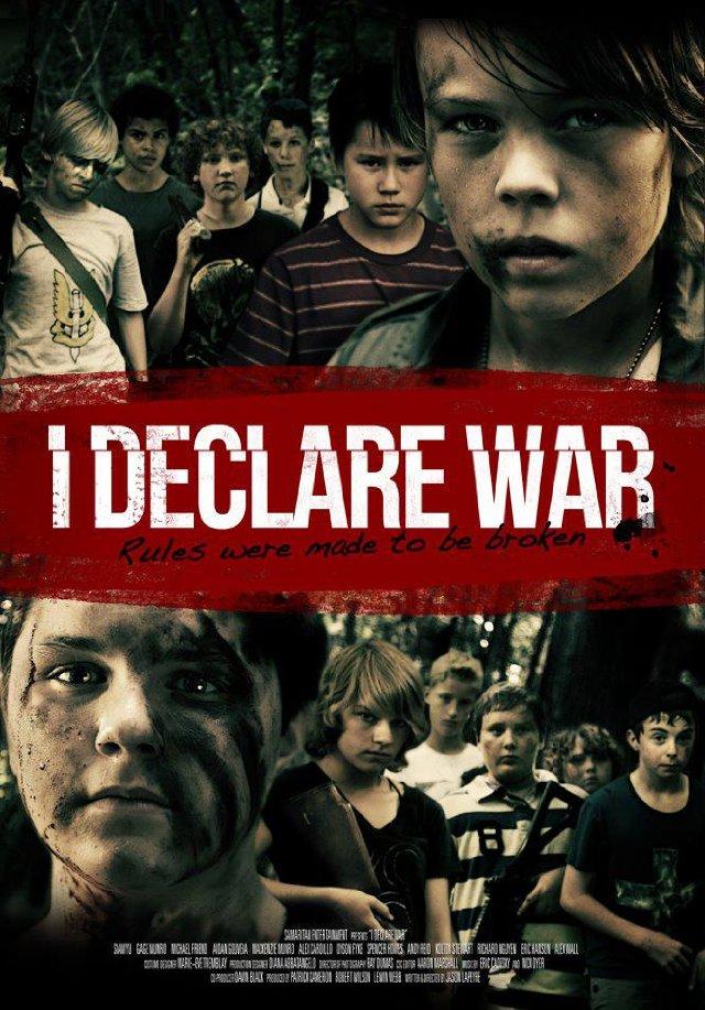 Phim Tuyên Bố Chiến Tranh - I Declare War