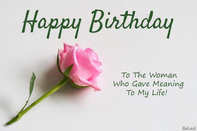 Chùm thơ Chúc mừng sinh nhật Vợ Yêu hay, ý nghĩa, hài hước
