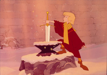 My last movie review la spada nella roccia recensione - Come disegnare un cartone animato di gufo ...