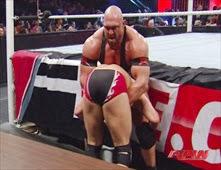 WWE Monday Night Raw 2013/07/22