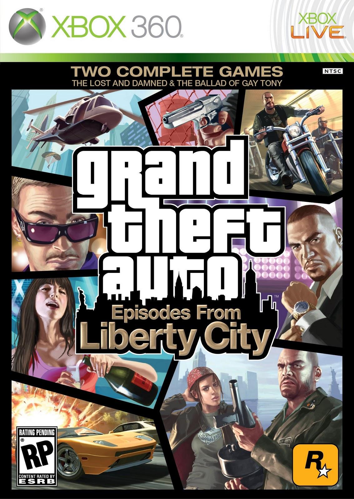 gta liberty:
