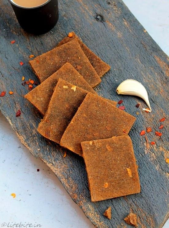 Recipes   Healthy Baked savory snacks