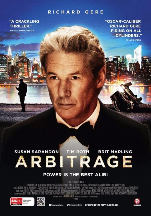 Poster Of Arbitrage (2012) Full Movie Hindi Dubbed Free Download Watch Online At Alldownloads4u.Com
