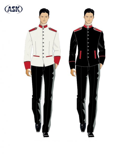 Trang phục Phục vụ - Bảo vệ #1