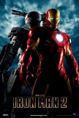 Plakat filmu: Iron Man 2