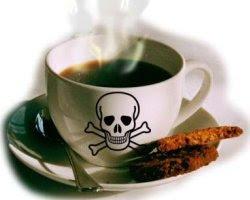 café peligroso