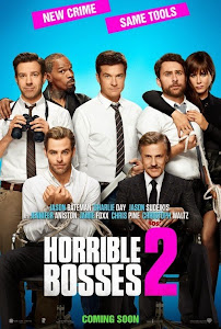 Bộ Ba Siêu Bựa 2 - Horrible Bosses 2 poster