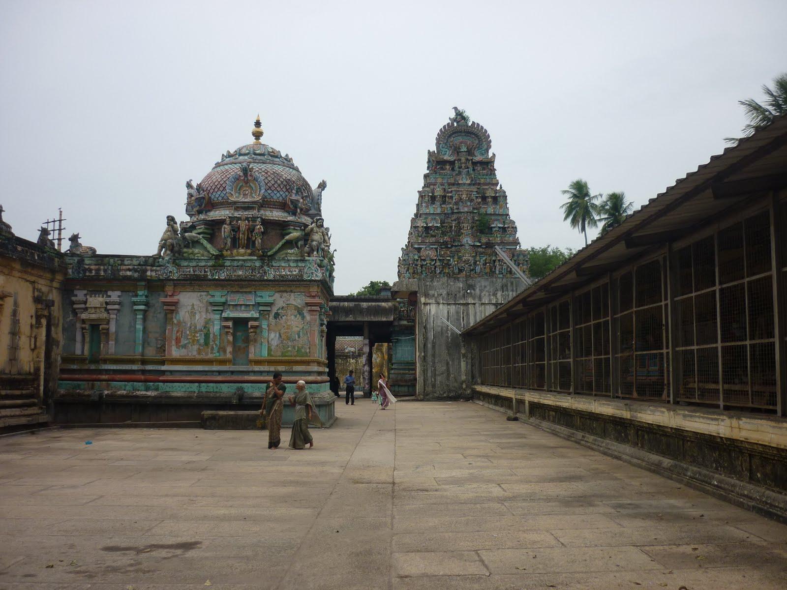 Sri Vaidhyanathan Temple (Vaitheeswaran Koil) - Navagraha Temple Darshan (Lord Chevvai/Kuja/Angaraka-Mars Stalam)
