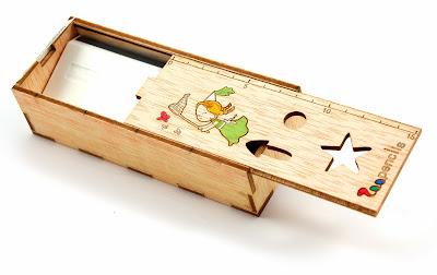 Stempelkiste, Holzstempel