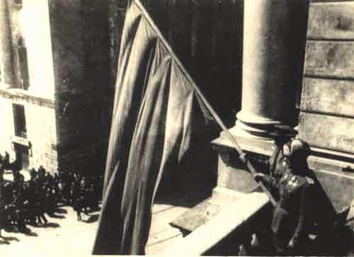 флаг победы в Одессе