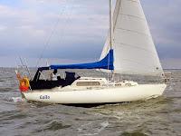 Jacht Albin Vega - 16032015